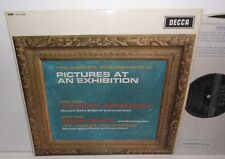 SXL 6328 Mussorgsky Pictures At An Exhibition Ashkenazy & LA Phil Mehta ED2 WBG