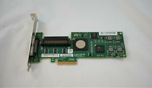 HP PCIe SCSI Single-Channel HBA LSI20320IE 439946-001 439776-001
