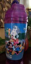 Disneyland Coca-Cola Coke Travel Cup Mug Mickey Donald Goofy