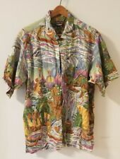 Patagonia vintage Hawaiian Aloha Pataloha 1994 shirt button up (men, purple, XL)