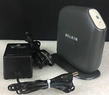 BELKIN SURF N300 F7D6301 V3 Networking Belkin Surf Wireless Router -