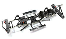 C26936BLACK Ladder Frame Chassis Kit w/Hop-up for SCX-10 Dingo Honcho Jeep