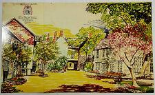 Original Vintage A La Carte Menu THE BEAR HOTEL Woodstock Oxfordshire England