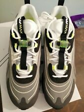 Nike air Max 270 React, Volt, Size 8.5,new With Box