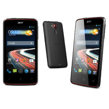 Brand New Acer Liquid Z4 UK Simfree Unlocked Smartphone - Black 5.0 MP HD