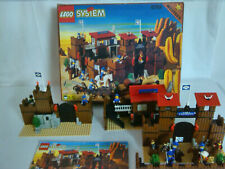 Lego 6769 Fort Legoredo MIT OVP Karton guter Zustand Western Fort 100% komplett