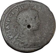 SEVERUS ALEXANDER 222AD Marcianopolis Homonoia Ancient Roman Coin i47196