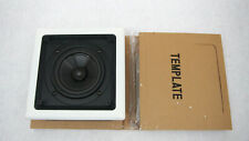 """(1X) infinity ers 440 in wall / Ceiling speaker NEW,no box  4.5"""" , 25 watts RMS"""