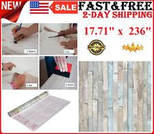 Adhesive Peel And Stick Kitchen Decor Backsplash Tile Film Wall Decal Sticker