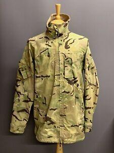 British Army-Issue Lightweight MTP MVP Waterproof Jacket. Large. 180/100. 0B.