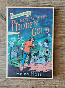 Adventure Island: The Mystery Of The Hidden Gold - Helen Moss - Paperback
