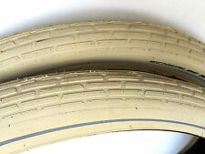 Schwalbe Fat Frank 26 x 2.35 Creme Wire Two Tires BMX