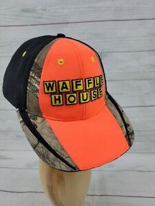Real Tree Waffle House Camo Hat