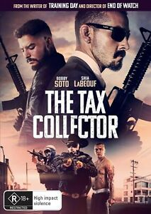 The Tax Collector (DVD, 2020) NEW