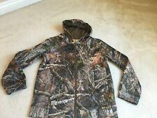 Girls XL 14/16 Red Head Kanati hunting camouflage zip up hoodie jacket