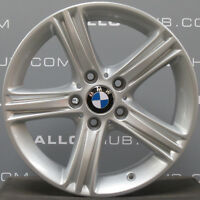 "GENUINE BMW 3/4 SERIES STYLE 393 17"" INCH SINGLE FRONT/REAR 7.5J ALLOY WHEEL X1"