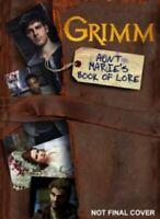 Grimm Aunt Marie's Book of Lore Titan Books Maries New Paperback Book