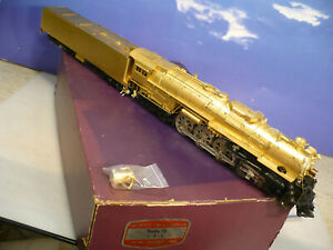 BRASS O US Hobbies Santa Fe 4-8-4 U/P NO RESERVE