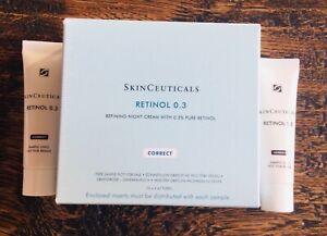 SkinCeuticals Retinol 0,3, 10 x 4 ml Reisegröße *NEU* Proben