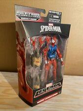 Marvel Legends Marvel's Scarlet Spider (Marvel's Rhino BAF) NEW Hasbro Unopened