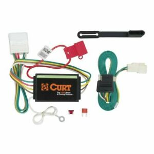 Curt 56217 Custom Wiring Connector for Toyota Highlander Plus/SE/LE/XLE/SE