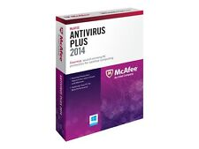 Mc Afee Antivirus 2014 2015 2016 TÉLÉCHARGER 1 Usuario 12 Meses