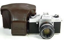 # 2068 Beseler Topcon Auto 100 35mm SLR Camera