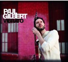 Vibrato - Paul Gilbert (2012, CD NIEUW)