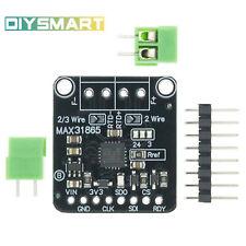 PT100 MAX31865 RTD TemperatureThermocouple Sensor AmplifierModule For Arduino AU