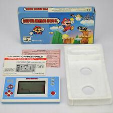 Nintendo Game & Watch Super Mario Bros Wide Screen YM-105 LCD Handheld Game