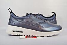 NEW Nike Women's Air Max Thea SE METALLIC HEMATITE 861674-002 sz 8
