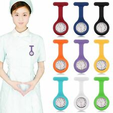 Silicone Replacement Brooch Case Cover for Nurse Pocket Quartz Watch
