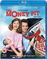 The Money Pit [Blu-ray] [1986] [DVD][Region 2]