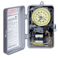 Intermatic Plastic Case Sprinkler Irrigation Water Timer with 14-Day Skipper