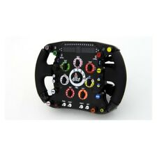 Ferrari F60 Raikkonen/ Massa 2009 Replica Steering wheel 1/4 New Amalgam