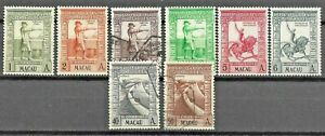 Macau 1938 MH/Used  Portuguese Colony