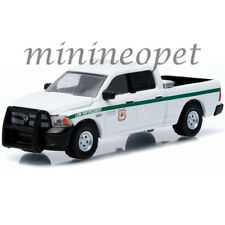 GREENLIGHT 29813 2014 DODGE RAM 1500 UNITED STATES FOREST SERVICE POLICE 1/64 W