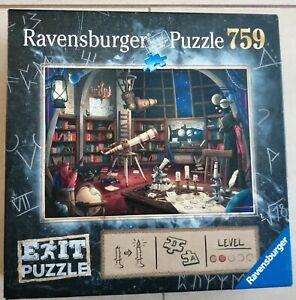 759 Piece Ravensburger Exit Puzzle