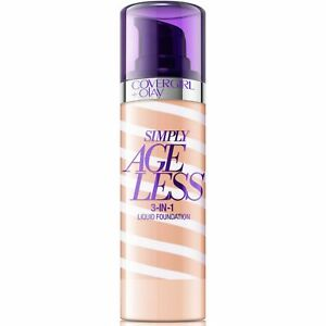 CoverGirl + Olay Simply Ageless Liquid Foundation ~ Choose From 15 Shades