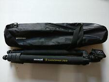 Cullmann NANOMAX 260 CB6.3 Stativ mit Schnellkupplung 3 Auszüge, Last: 3,5kg