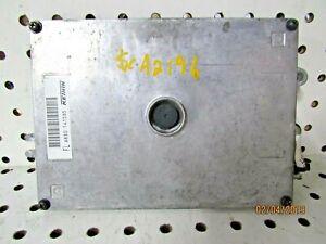 2011 2012 Honda Accord Engine Control Module Computer ECM ECU A830141585