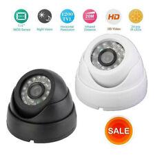 Cmos 1200Tvl Dome Cctv Indoor Ir Night Vision Surveillance Security Camera Us