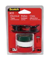 Scotch  1/2 in. W x 240 in. L Multicolored  Vinyl  Electrical Tape