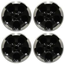 "18"" Jeep Wrangler 13 14 15 16 17 Factory OEM Rim Wheel 9119 Matte Black Set"