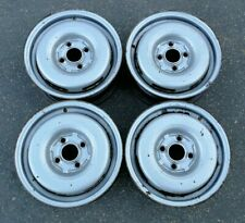 2st. Stahlfelgen Original VW Golf II 5Jx13 ET 38 4x100, 191 601 025 A