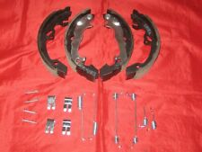 FORD FOCUS MK1 REAR BRAKE SHOES SET WITH FITTING KIT 1998 to 2004