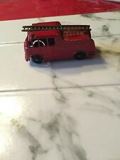 # VTG MATCHBOX SERIES NO. 9 FIRE ENGINE BY LESNEY - DIECAST #