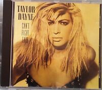 """Taylor Dayne - Can't Fight Fate (CD 1989) Feat. """"With Every Beat Of My Heart"""""""