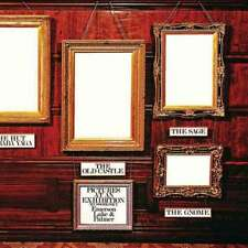 EMERSON, LAKE & PALMER - Pictures At An Exhibition (Deluxe) - 2 CD Set - NEU/OVP