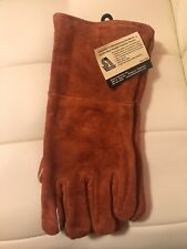 Steiner 0403W-L Thermal Leather Wool Lined Welding Gloves